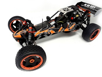 1/5 Scale KM001 30.5cc Ready To Run RTR Gas Buggy