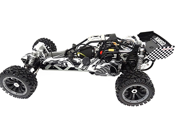 1/5 Scale KSRC-002 30.5cc Gas RTR Deluxe Baja Buggy (wild gray)