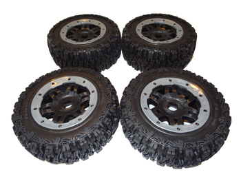 Truck Pioneer Wheels (set of 4)