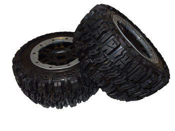T1000 GT Truck Pioneer Rear Wheels (set of 2)