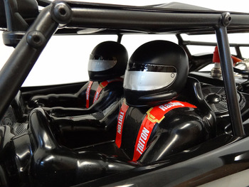 1/5 King Motor Triton Blade Class 1 Roll Cage