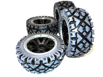 Baja Buggy All Terrain Wheels (set of 4)