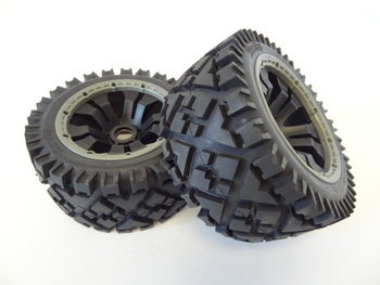 Baja Buggy All Terrain Rear Wheels (set of 2)