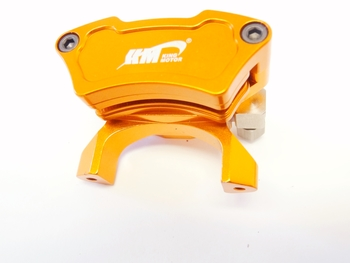 Hydraulic, Hydro Brake Caliper (orange)