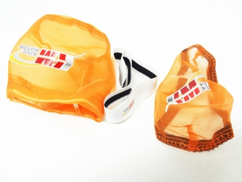 Pull Start & Air Filter Outer Ware Set (orange)