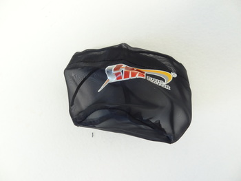 Baja Air Filter Outer Wear Cover (black)