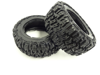 T1000GT Truck Rear Pioneer Tires (set of 2)