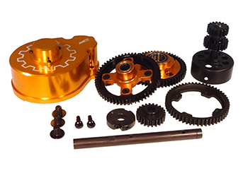 King Motor Baja V2 2-Speed Kit (orange)