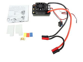 King Motor Hobbywing EZRUN MAX5 8S 200A Waterproof ESC Kit