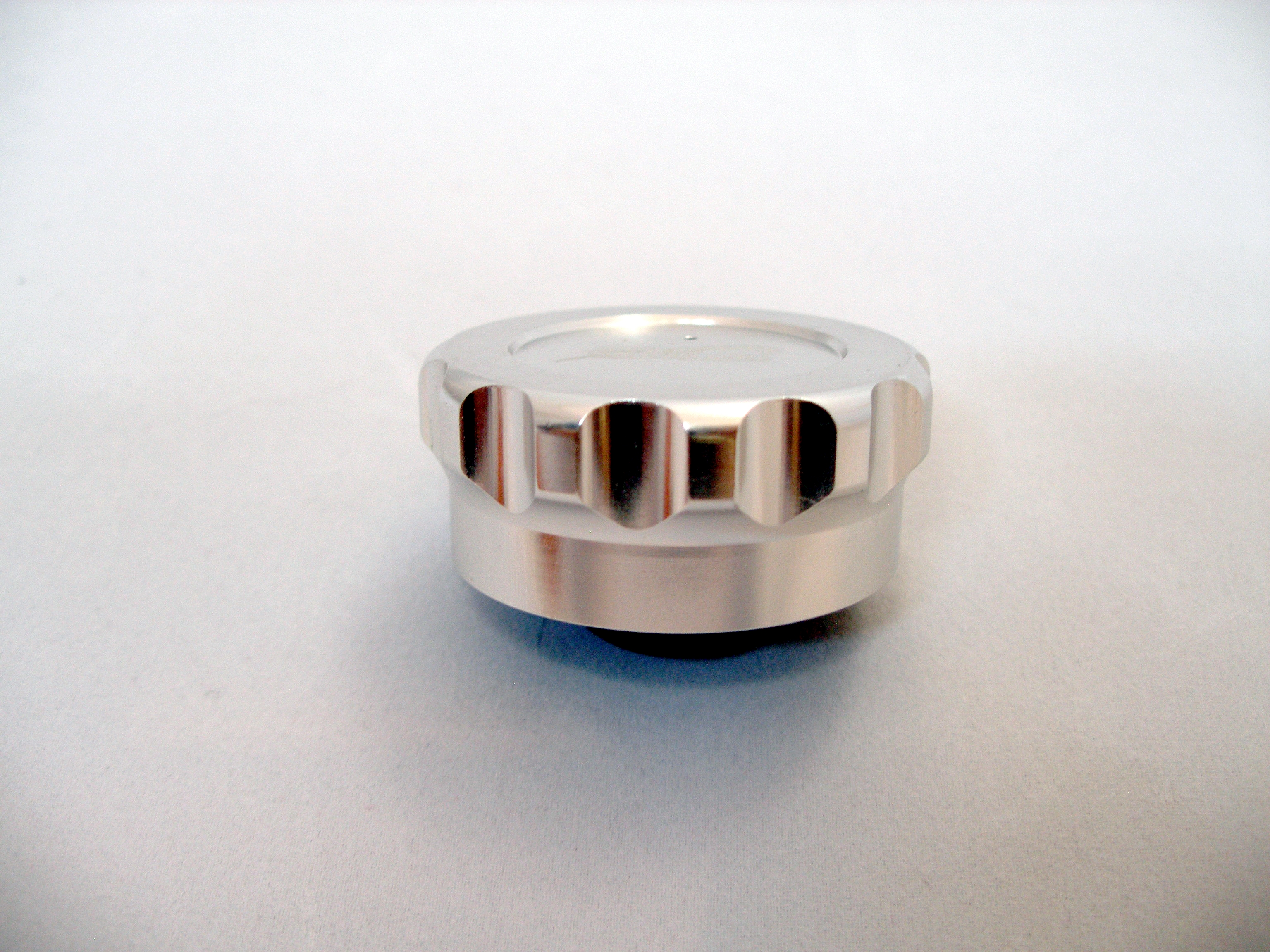 Aluminum Gas Cap (silver) For KM Baja and X2