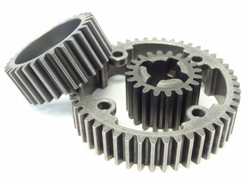Steel Transmission Gears