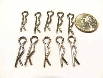 Large Body Pins (Pack of 10) Part # A060