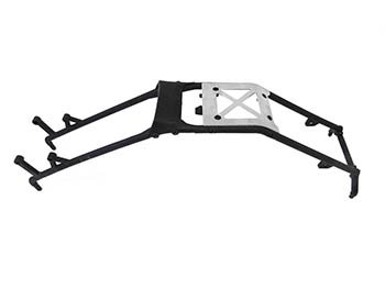 Stock Baja Plastic Roll Cage (Black)