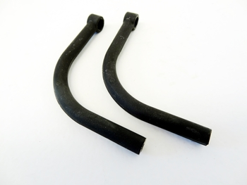 Rear Lower Roll Cage Rails