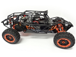 Triton Baja Blade Roll Cage Kit (no Interior or body panels) Fits KM, HPI and Rovan Baja Vehicles