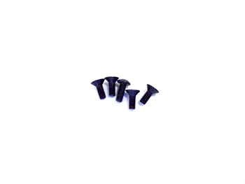 M4x10 Flat Head Screw Pack