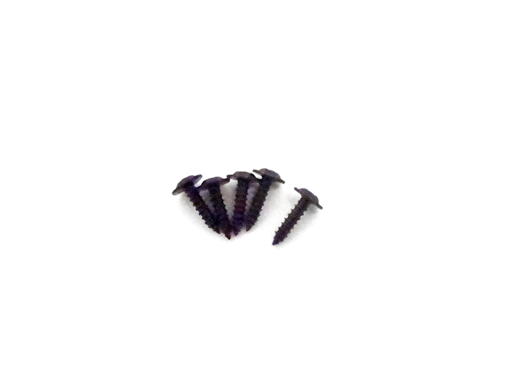 M2.6x10 TP Flat Head Screw Pack