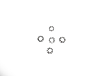 M6 Locking Washer Pack of 5