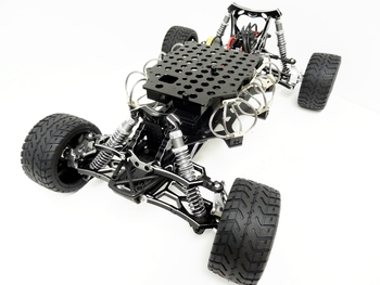 Radio Control RC Camera Car Baja Brushless Radio Control (Freefly Tero Compatible)