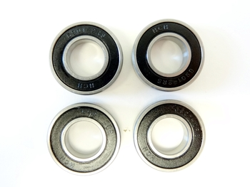 D03 Sealed Wheel, Clutch Bell Ball Bearings (set of 4)