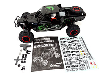 1/8 Scale Explorer 1 Buggy Roller