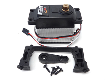 35KG Metal Gear Steering Servo KM3318 with Mount