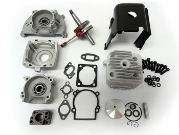 Long Block Rebuild Kit for 4-Bolt 38mm, 34cc Engines
