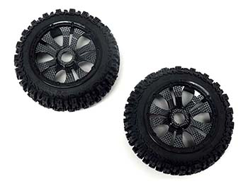 Front Buggy Pioneer Knobby Wheels (set of 2)