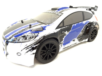 1/7 Scale Explorer RX2 With Sound System Brushless RTR 4WD Rally Car (LAST ONE!)