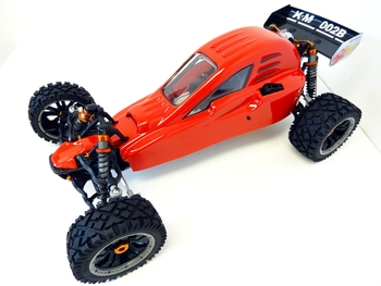 Tango 1/5 Baja Buggy Body Kit (unpainted)