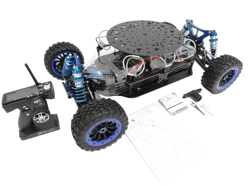 Radio Control X2 Deluxe Brushless Electric 4WD RC Camera Car SailFish Freefly Gimbal Compatible