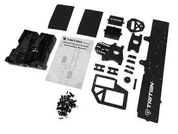 TRITON X2LS-E5T Brush-less Conversion Kit for KM X2, LOSI 5IVE-T, MINI and Rovan LT Trucks