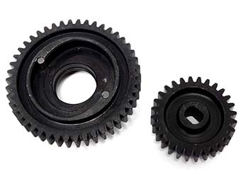 1/5 Scale 46/28 Gear Set for Black Bone & King Motor V2 2-Speed Kits