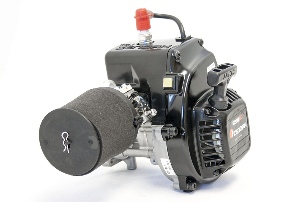 Zenoah G290 29cc Engine with Racing Clutch