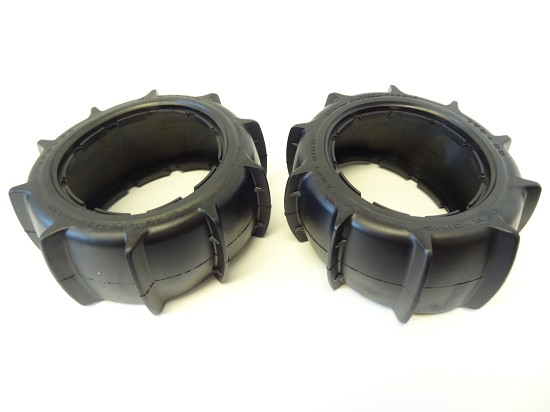 Baja Buggy Sand Paddle Rear Tires (set of 2)