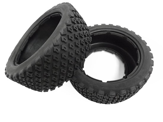 1/5 Scale Rear T1000 Truck Dirt Buster Tires (2)
