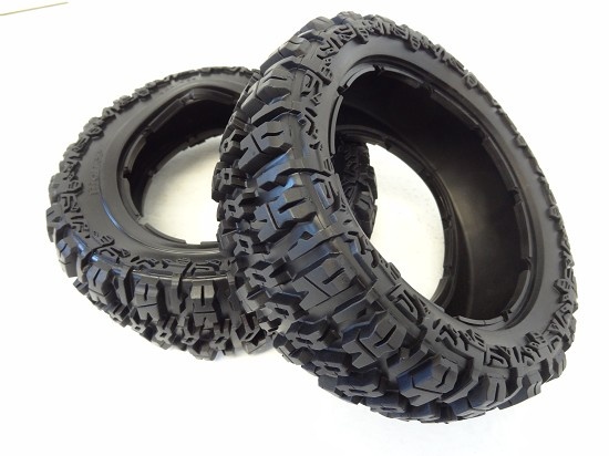 T1000 Front Pioneer Tires (set of 2)