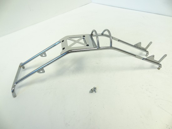 Baja Chrome Metal Roll Cage